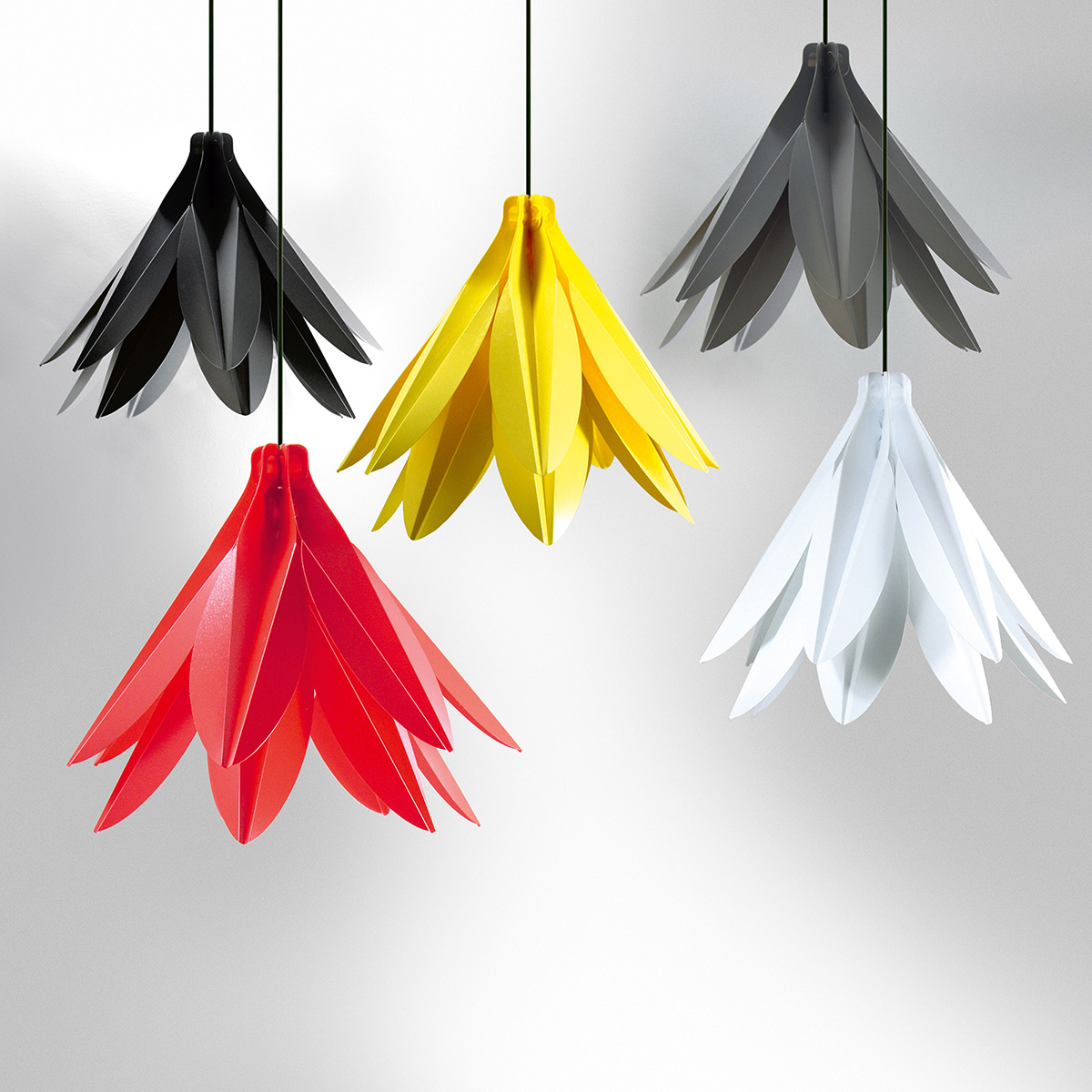 Lotus flower shade from yorke design beyond home home aloadofball Choice Image
