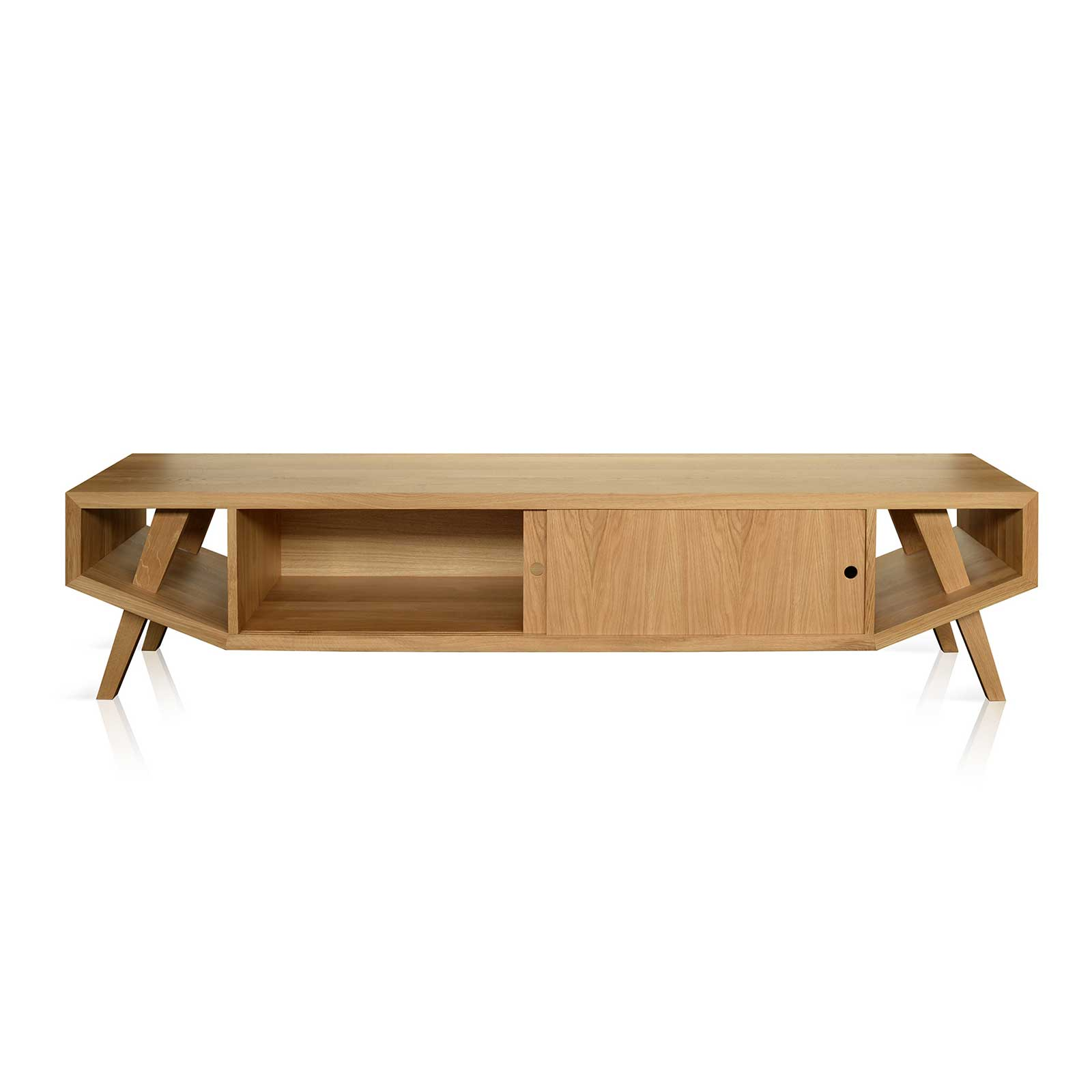 NU-O Eden TV UNIT 01 in OAK