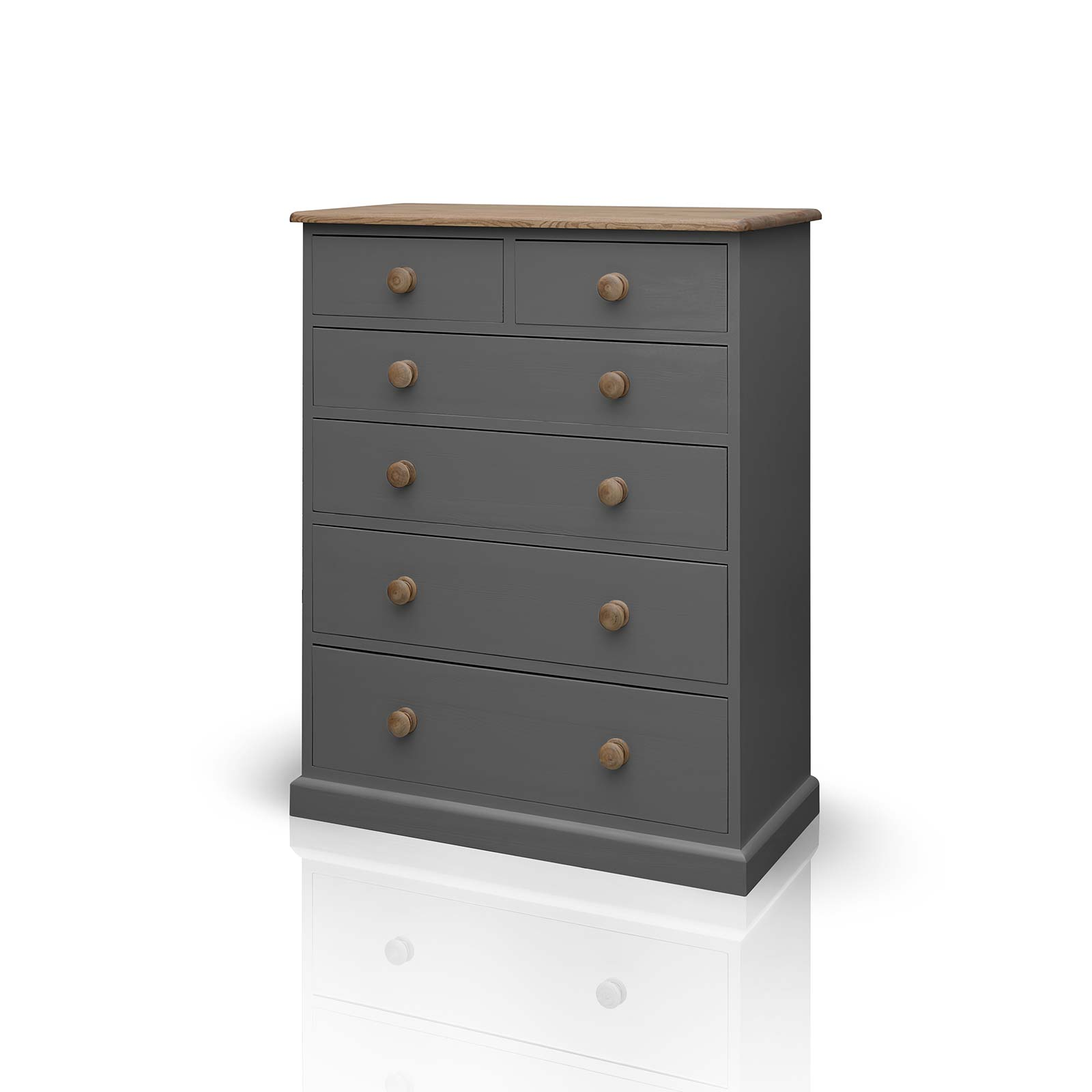 Chest Of Drawers In Grey Home