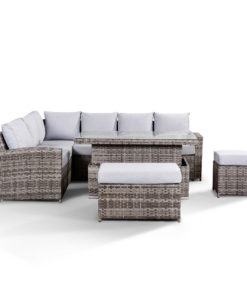 Beyond Home_Sloane Garden Lounge Set in Grey
